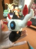 Shiny Phantump Plush by Vulpes-Canis