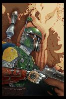 Boba Fett 2.0 by voya