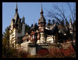 Peles Castle by ALP-Dreams