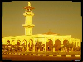 the Mosque by ahmedyousri