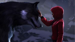 Red Riding Hood by karinscr