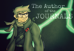 The Author of the JOURNALS II by AniLover16