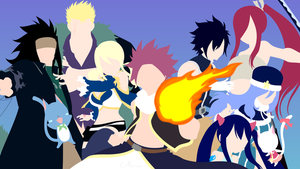 Fairy Tails Guild from Fairy Tail by matsumayu