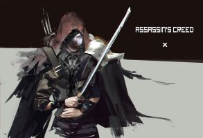 Assassin's Creed X by minovo