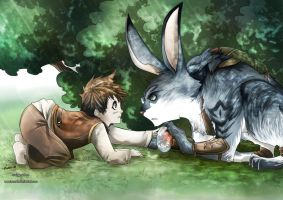 :: ROTG :: Easter Hunt by VanRah