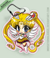 [OLD] Eternal Sailor Moon Keychains by ImHisEternalAngel