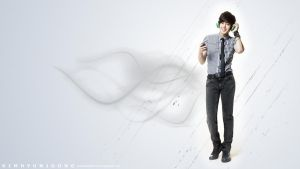 Kim Hyun Joong Wallpaper 2 by katharineFord
