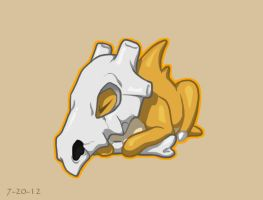 Cubone by xXNuclearXx