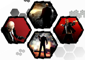 Hitman: Absolution by WE4PONX