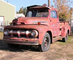 1952 Ford F-3 Truck by StallionDesigns