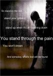 Stand in the Rain by freefromyounow