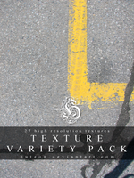 Texture Variety Pack by Hutzon