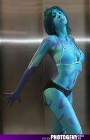 Cortana by photogeny-cosplay