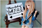 Doll FAQ by AndrejA