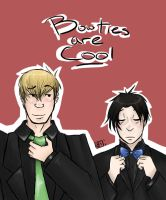 YA : Bowties are Cool by fruits-basket-head
