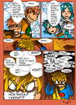 Golden Sun doujinshi Desperate Blut page 17 by DrizDew