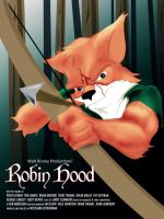 Robin Hood by WeaponXIX