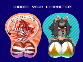 MLWF mousepads! by KennoArkkan