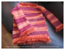 Girly Sweater for E by WireMySoul