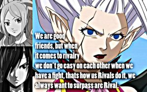 Mirajane Rivalry by Xela-scarlet