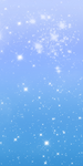 Free Custom Box Background: Blue Sparkles by BjornTheBear