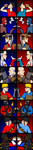 Free TF2 RED and BLU Mercenary Icons by OmNomWutNevrmind