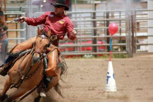 Cowboy Mounted Shooting 02 by shutter-crazy