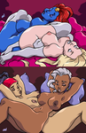 SLEEPING BEAUTIES II by AnyaUribe