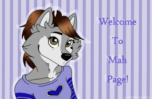 Welcome to my page :3 by AliceIsDrawing
