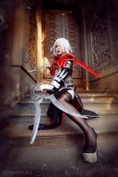 Trinity Blood, Paula Souwauski, Lady Death by kisara-nyan