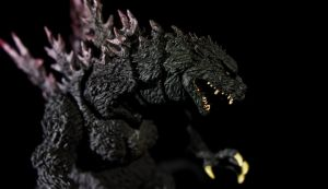 Godzilla 2000 Millennium - Sharp by Mikallica
