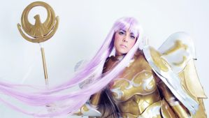 Sendai Athena _ The lost Canvas by Laia-pink