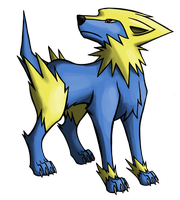DEP - Manectric by BlazeDGO