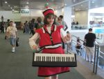AX 2014-Lyrica Prismriver Cosplay (Touhou Project) by jay421501