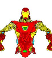 Iron-man revised by danlewis4475