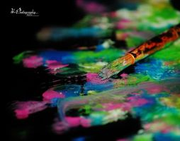 Painters Block by PhotographsByBri