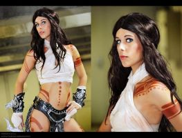 Dejah Thoris Cosplay by Rukiii