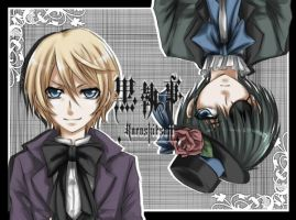 black butler by urusai-baka