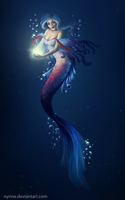 Mermaid by Nyrine