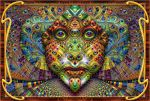Deep Dream Mask by marijeberting