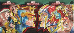 Masterpiece face off by theFranchize