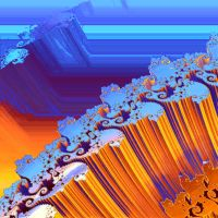 Fractal-Cliffs by Ox3ArtStock