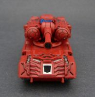 Warpath Tank Mode 1 by Jin-Saotome