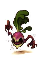 Turnip Monster by TheGreyNinja