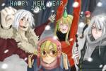 Happy New Year 2014 by mumakote