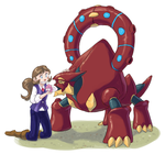 You Received Volcanion! by surfersquid