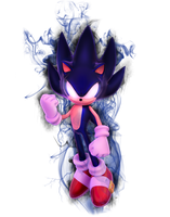 Dark Sonic Time by Fentonxd