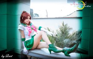 Sailor Jupiter Makoto Kino by DarkTifaStrife