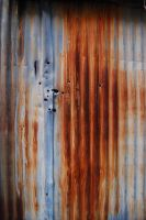 Rusty Tin by LogicalXStock