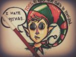 I Hate Christmas. by Summer-Vibe